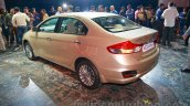 Maruti Ciaz rear three quarter