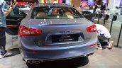 Maserati Ghibli Ermenegildo Zegna Edition rear at the 2014 Paris Motor Show