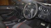 Mercedes-Benz GLA 45 AMG dashboard Launch