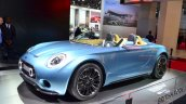 Mini Superleggera Vision front three quarter Concept at the 2014 Paris Motor Show