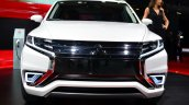 Mitsubishi Outlander PHEV Concept-S front at the 2014 Paris Motor Show