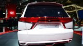 Mitsubishi Outlander PHEV Concept-S rear at the 2014 Paris Motor Show