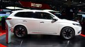 Mitsubishi Outlander PHEV Concept-S side at the 2014 Paris Motor Show