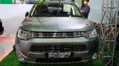 Mitsubishi Outlander PHEV at the 2014 Colombo Motor Show Sri Lanka