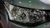 Mitsubishi Outlander PHEV headlamps at the 2014 Colombo Motor Show Sri Lanka