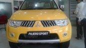 Mitsubishi Pajero Sport dual-tone front