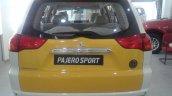 Mitsubishi Pajero Sport dual-tone rear