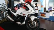New Hero Karizma R at the 2014 Colombo Motor Show Sri Lanka