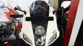 New Hero Karizma R fairing at the 2014 Colombo Motor Show Sri Lanka