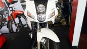 New Hero Karizma R front at the 2014 Colombo Motor Show Sri Lanka