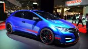 New Honda Civic Type R Concept II at the 2014 Paris Motor Show