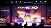 New Maruti Alto K10 showcased