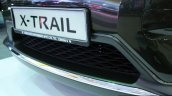 New Nissan X-Trail chin plate at the 2014 Colombo Motor Show Sri Lanka