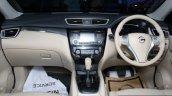 New Nissan X-Trail interior at the 2014 Colombo Motor Show Sri Lanka