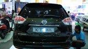 New Nissan X-Trail rear at the 2014 Colombo Motor Show Sri Lanka