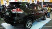 New Nissan X-Trail rear right three quarter at the 2014 Colombo Motor Show Sri Lanka