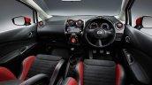 Nissan Note Nismo S interior press shot