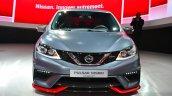 Nissan Pulsar NISMO Concept front at the 2014 Paris Motor Show