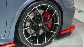 Nissan Pulsar NISMO Concept wheel at the 2014 Paris Motor Show
