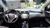 Nissan Pulsar dashboard at the 2014 Paris Motor Show