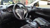 Nissan Pulsar interior at the 2014 Paris Motor Show