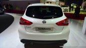 Nissan Pulsar rear at the 2014 Paris Motor Show