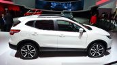 Nissan Qashqai SV1 side at the 2014 Paris Motor Show