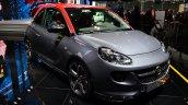Opel Adam S front three quarter at the 2014 Paris Motor Show