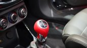 Opel Adam S gear knob at the 2014 Paris Motor Show