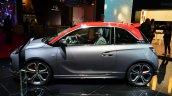 Opel Adam S side at the 2014 Paris Motor Show