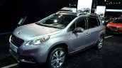 Peugeot 2008 Crossway front three quarters at the 2014 Paris Motor Show