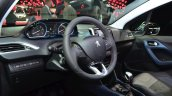 Peugeot 2008 Crossway interior at the 2014 Paris Motor Show