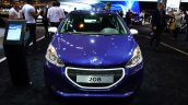 Peugeot 208 Like Edition front at the 2014 Paris Motor Show