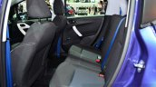 Peugeot 208 Like Edition rear seats at the 2014 Paris Motor Show