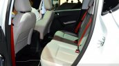 Peugeot 208 Roland Garros Edition rear seats at the 2014 Paris Motor Show