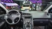 Peugeot 3008 Crossway dashboard at the 2014 Paris Motor Show