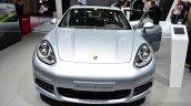 Porsche Panamera S E-Hybrid front at the 2014 Paris Motor Show