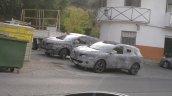 Renault C-Segment SUV spied