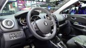 Renault Clio Initiale Paris interior at the 2014 Paris Motor Show