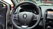 Renault Clio Initiale Paris steering at the 2014 Paris Motor Show