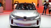 Renault EOLAB concept front at the 2014 Paris Motor Show