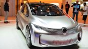 Renault EOLAB concept front fascia at the 2014 Paris Motor Show