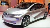 Renault EOLAB concept front left three quarter at the 2014 Paris Motor Show