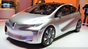 Renault EOLAB concept front three quarter left at the 2014 Paris Motor Show