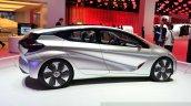 Renault EOLAB concept profile at the 2014 Paris Motor Show