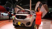 Renault KWID Concept rear three quarter