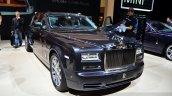 Rolls-Royce Phantom Metropolitan Collection at the 2014 Paris Motor Show