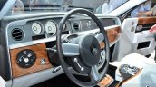 Rolls-Royce Phantom Metropolitan Collection dashboard at the 2014 Paris Motor Show