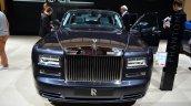 Rolls-Royce Phantom Metropolitan Collection front at the 2014 Paris Motor Show