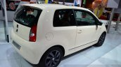 SEAT Mii by MANGO rear three quarters at the 2014 Paris Motor Show
